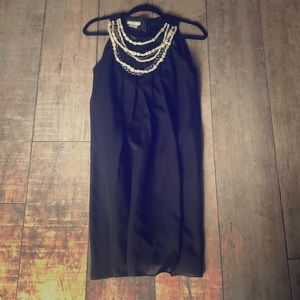 Black business casual or cocktail dress
